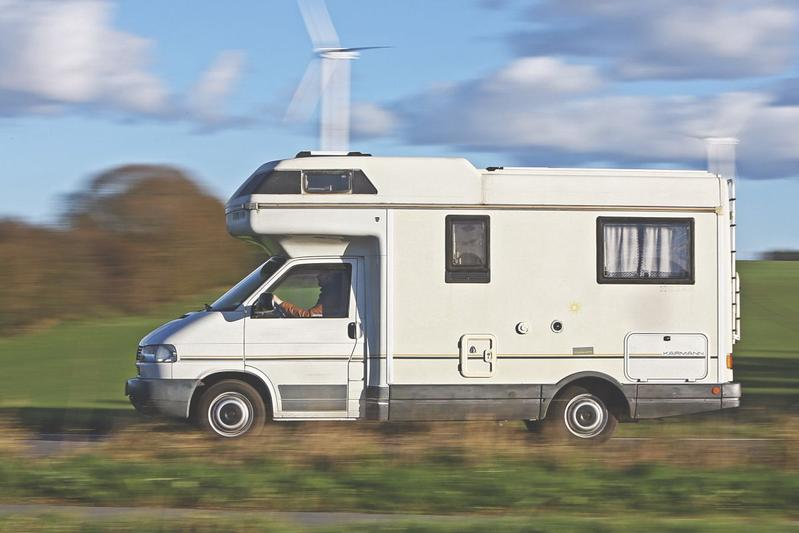 Campers kosten
