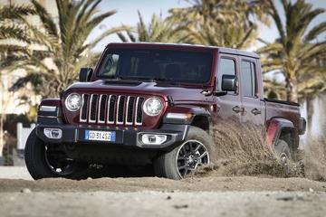 Jeep Gladiator niet voor Nederland