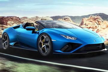 Dít is de Lamborghini Huracán Evo RWD Spyder