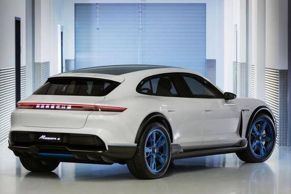 Porsche-CEO: elektrische SUV was veilige keus