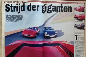 30 jaar AutoWeek: dit was nummer 48 in 1990