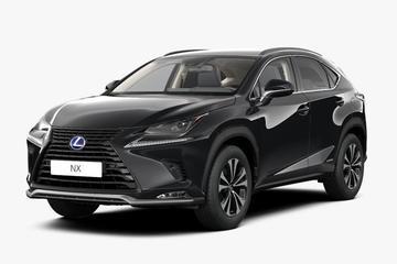 Lexus NX - Back to Basics