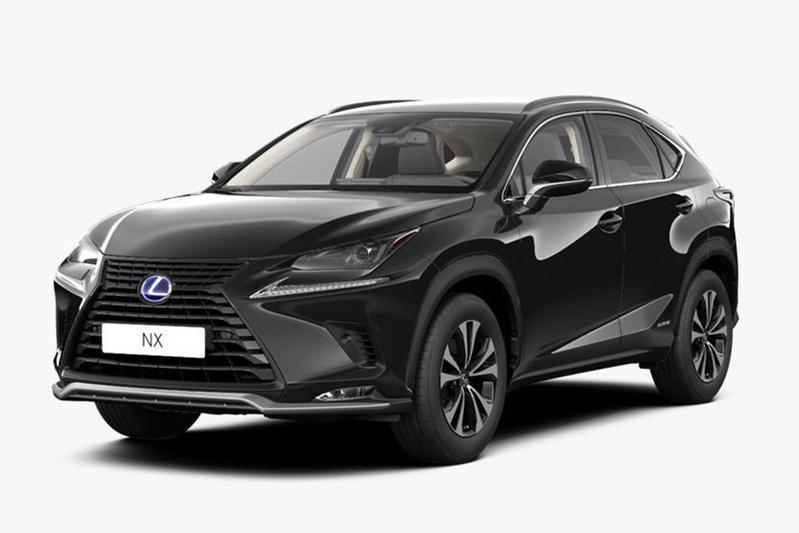 Lexus NX Back to Basics