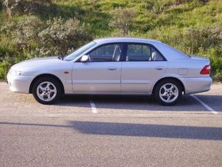 Mazda 626 1.8 Exclusive (2002)