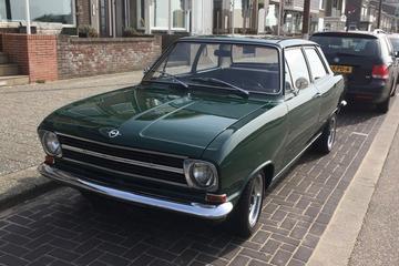 In het Wild: Opel Kadett (1970)