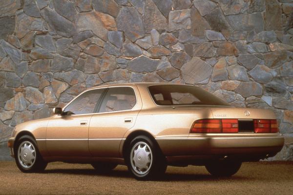 Weblog: Cheers Lexus
