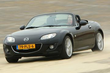 Mazda MX-5 NC - Doorgelicht