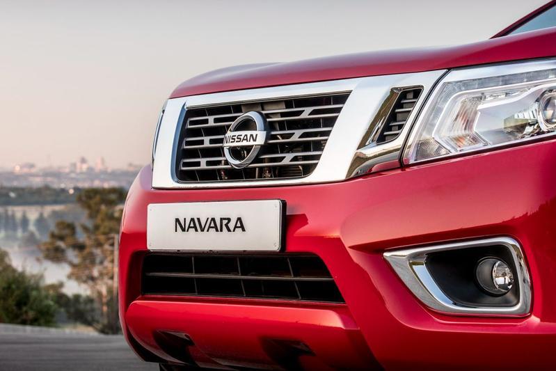 Nissan Navara Zuid-Afrika