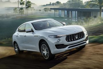 In detail: Maserati Levante