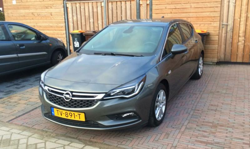 Opel Astra 1.0 Turbo Online Edition (2018)