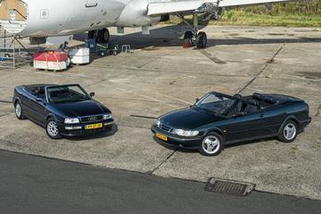 Audi Cabriolet vs. Saab 900 Cabriolet - Occasion dubbeltest