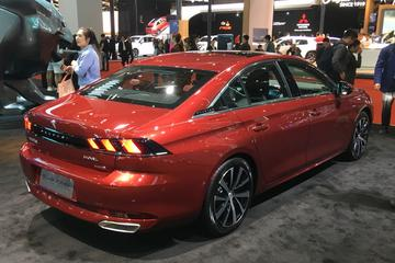 Peugeot 508 verlengd én als plug-in in China