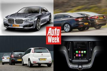 Dit wordt de AutoWeek: week 5