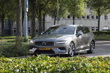 Volvo V60 T6 Recharge - Achteruitkijkspiegel