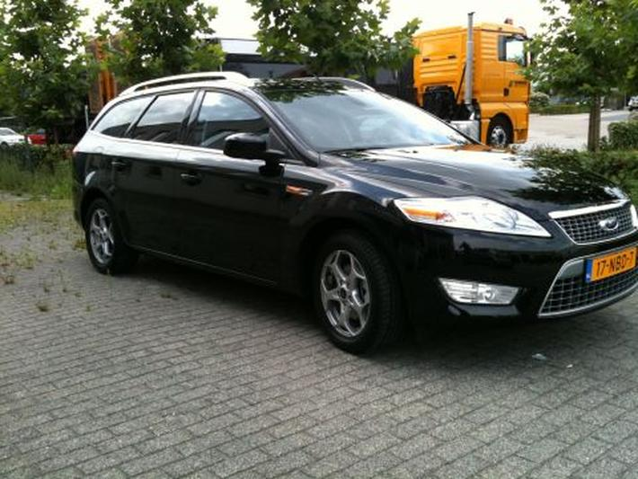 Ford Mondeo Wagon 2.0 TDCi 140pk Limited (2010)