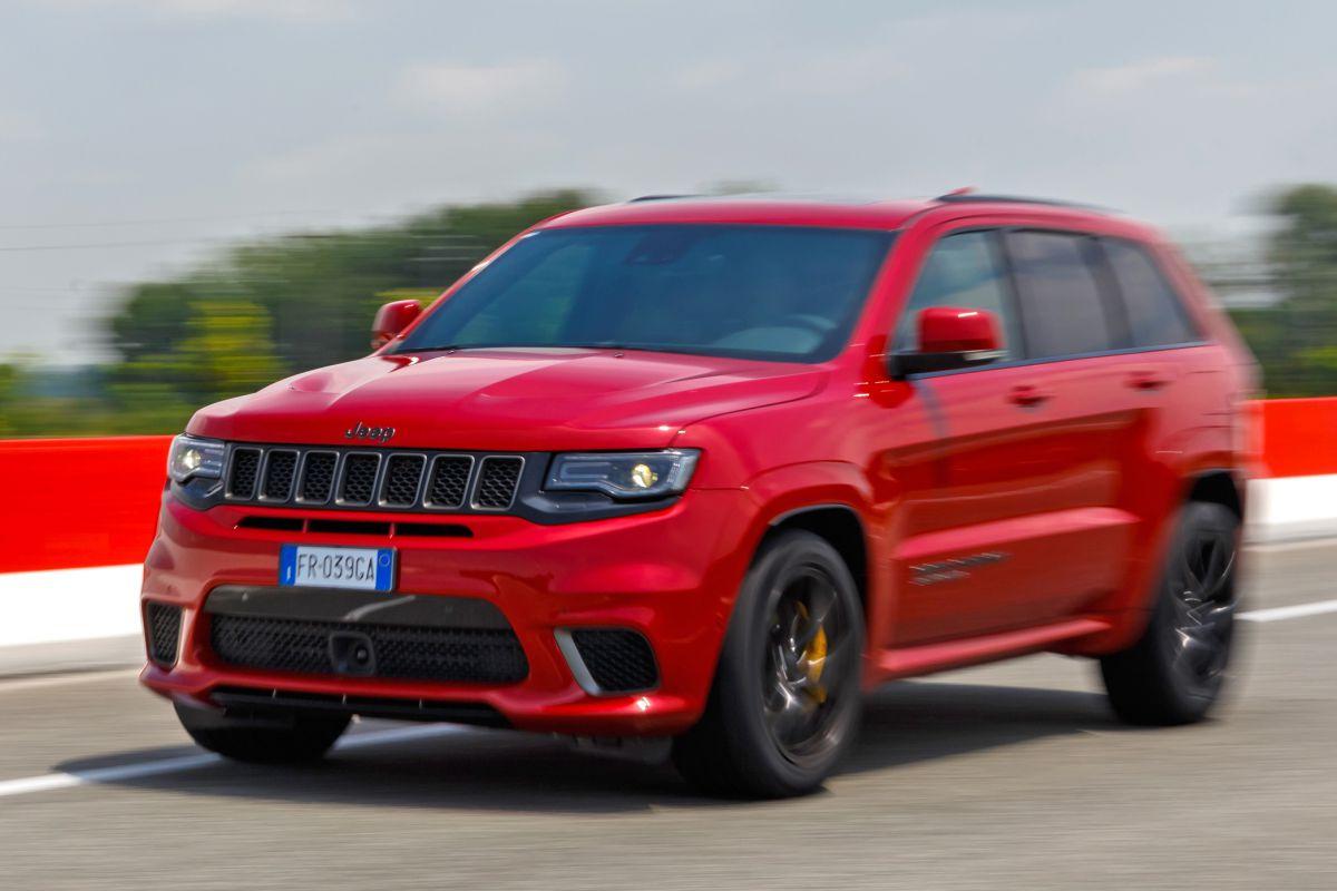 Jeep Grand Cherokee Lease >> Jeep Grand Cherokee Trackhawk Eerste rijtest - AutoWeek.nl