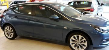 Opel Astra 1.4 Turbo Edition (2016)