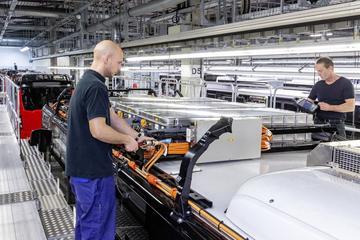 'Overcapaciteit dreigt voor Europese accufabrieken'