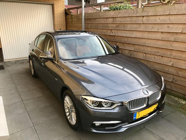 BMW 320i Corporate Lease Edition (2018)