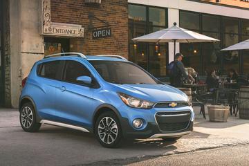 Chevrolet Spark nu ook als Activ