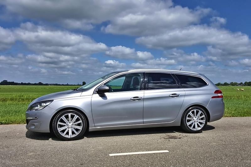 Peugeot 308 SW Blue Lease 1.6 BlueHDi 120 (2014) review ...