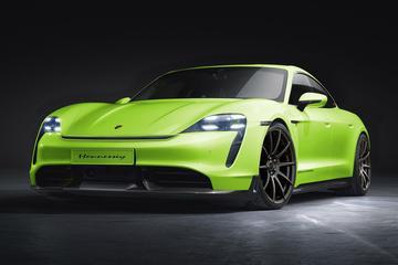 Hennessey Performance komt met heftige Porsche Taycan