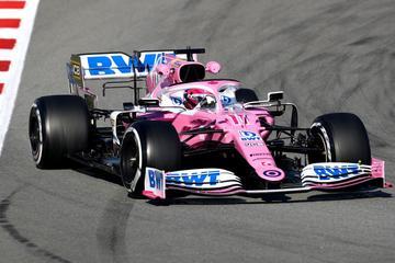 Perez verlaat Racing Point, toekomstig F1-team Aston Martin