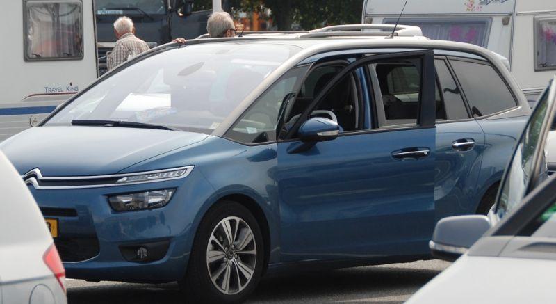 Citroën Grand C4 Picasso BlueHDi 150 Business (2014)