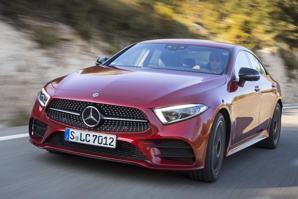 Rij-impressie: Mercedes-Benz CLS