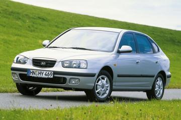 Hyundai Elantra (2000)