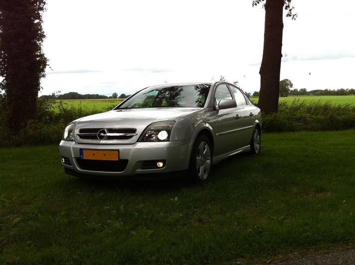 Opel Vectra Gts 1 8 16v Elegance 2003 Autoweek Nl