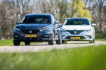 Renault Mégane PHEV vs Seat Leon PHEV - Dubbeltest