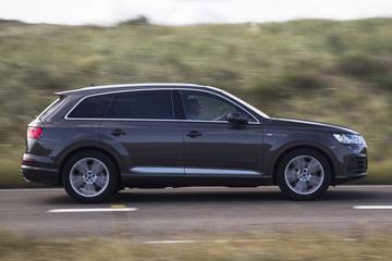 Audi Q7 3.0 TDI Quattro Pro Line (2015)