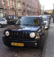 Jeep Patriot 2.4 Limited (2007)