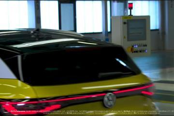 Eerst geproduceerde Volkswagen ID4 toont kont