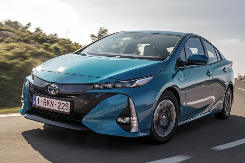 Toyota Prius Plug In Hybrid Autoweek Nl
