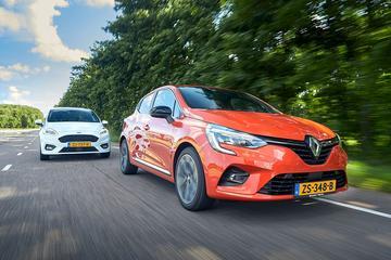Renault Clio vs. Ford Fiesta - Dubbeltest