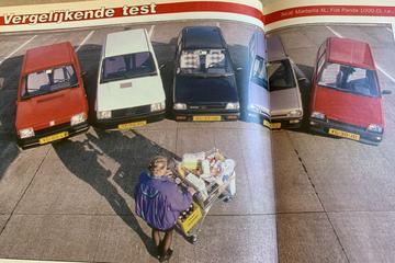 30 jaar AutoWeek: dit was nummer 19 in 1990