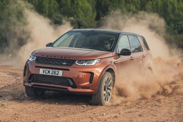 Land Rover Discovery Sport plug-in ontvangt prijskaartjes