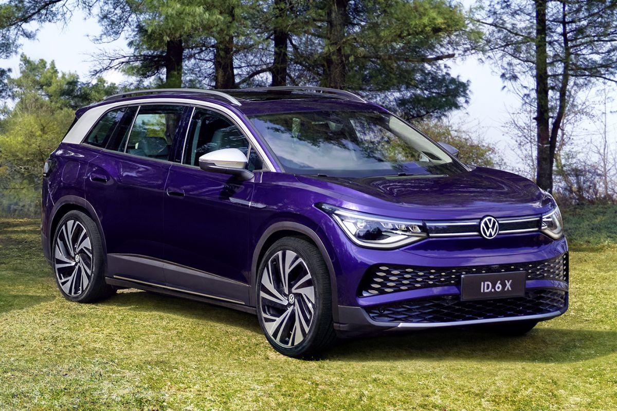Volkswagen ID6 X en ID6 Crozz