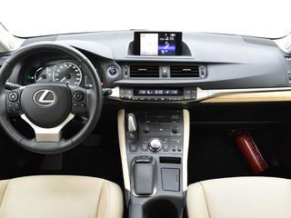 Lexus CT 200h Hybrid Luxury Line (2014)
