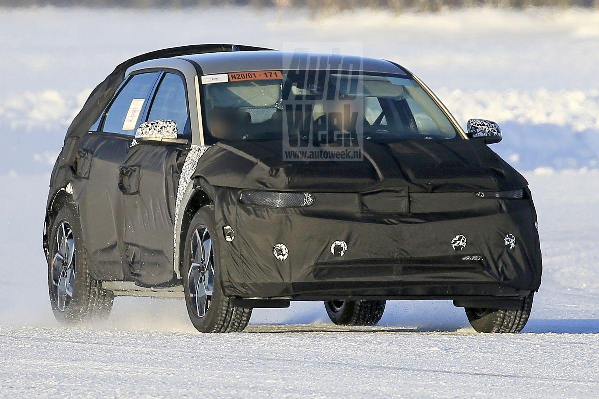 2021 Hyundai EV/45 14