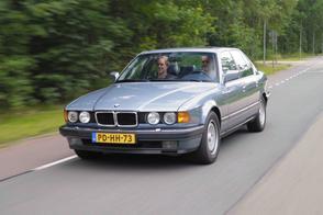 BMW 750i - 1987 – >299.960 km - Klokje Rond