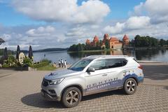 SsangYong Rexton Moskou naar Warschau deel 5