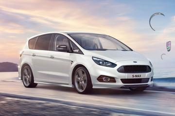 Ford S-Max als S-line