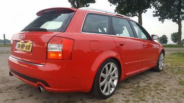 Audi A4 Avant 1.8 5V Turbo 190pk quattro Pro Line (2004)