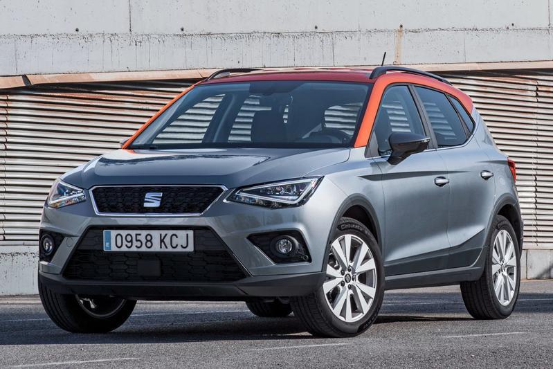 Seat Arona 1.0 TSI 115pk Xcellence (2018)