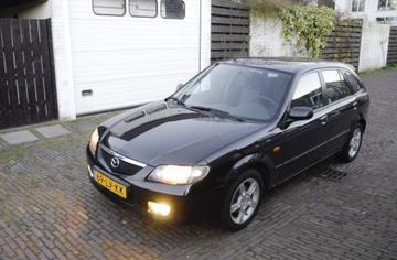 Mazda 323 FastBreak 1.6 Exclusive (2003)