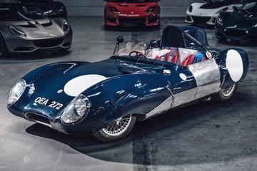 Hoe de Lotus Eleven het sportwagenmerk op de kaart zette