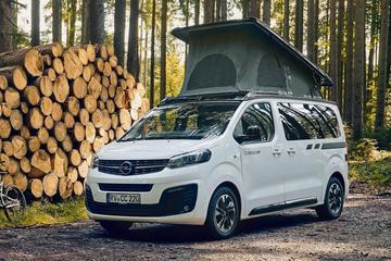 Opel Vivaro Life als Crosscamp Lite